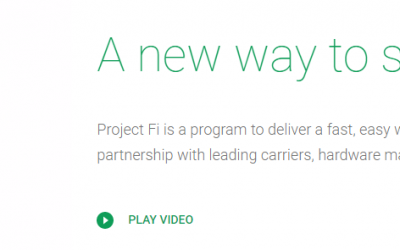 How well does Google Project Fi work outside of the USA?